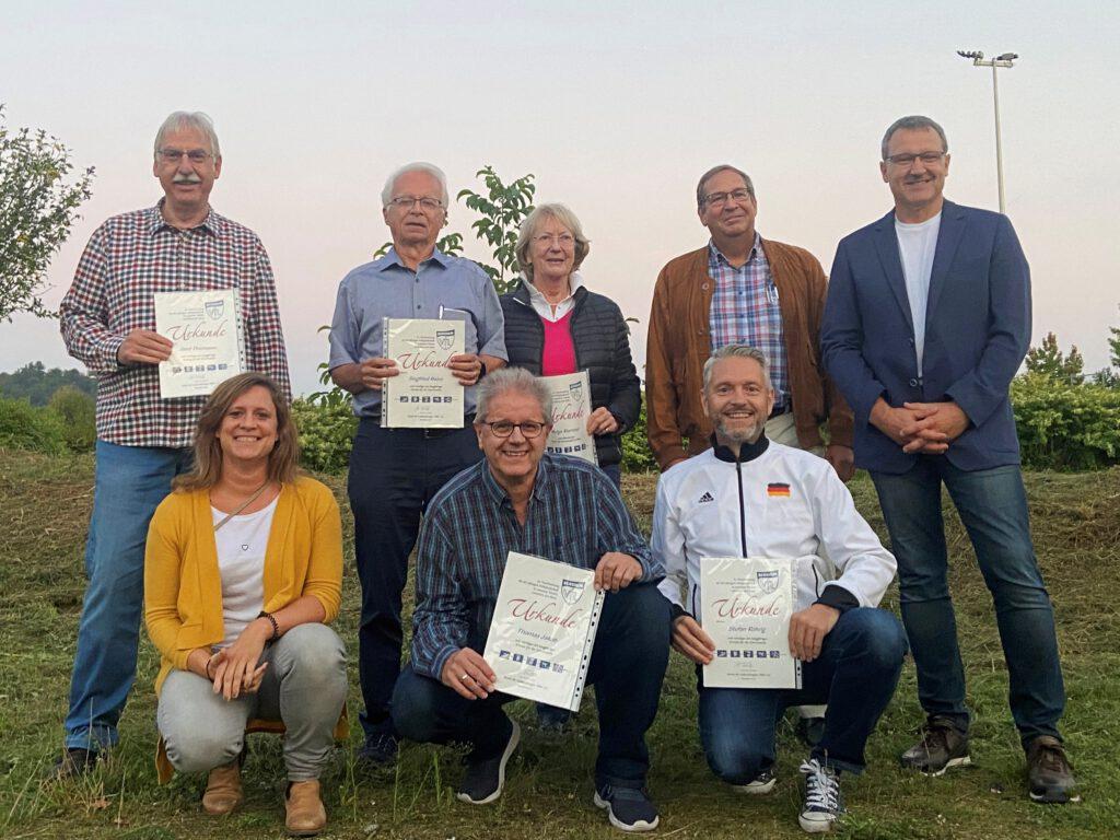 60 Jahre VfL Bensheim